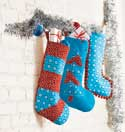 Free Christmas Stocking Patterns