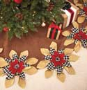 Stitch A Holiday Tree Skirt