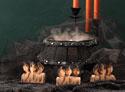 Double, Double, Toil & Trouble Cauldron