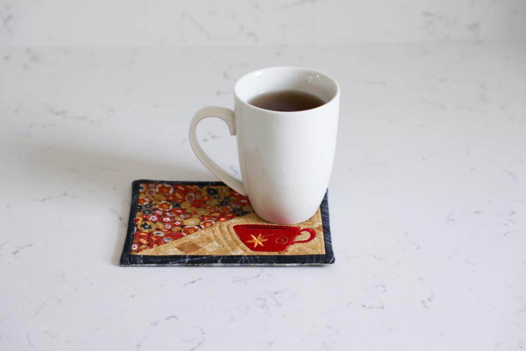Cafe Mug Rug