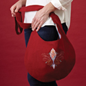 Casual Carryall Free Bag Pattern