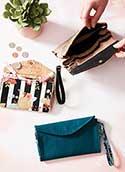 Easy Cork Travel Wallet