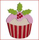 Free CME Cupcake Design