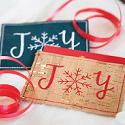 Cork Gift Card Holder