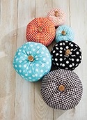 Gingham Gourds