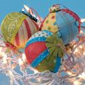 Easy Sew Christmas Ornaments