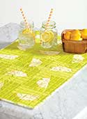 Easy Table Runner Project