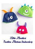 Little Monsters: Fleece Hats