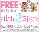Freebie From Itch 2 Stitch