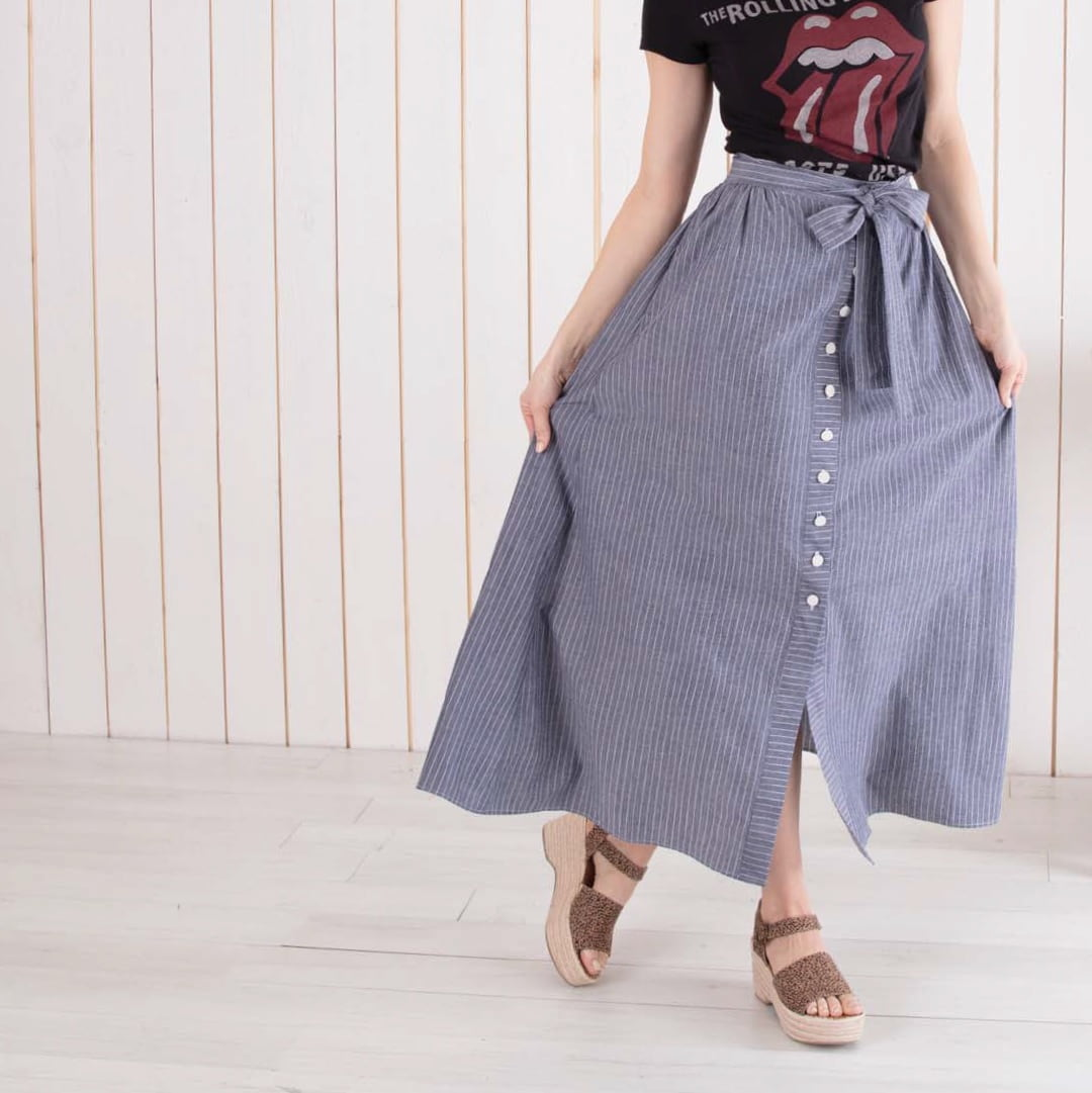 On a Stroll Skirt Pattern