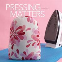 Pressing Matters: Pressing Ham Sewing Pattern