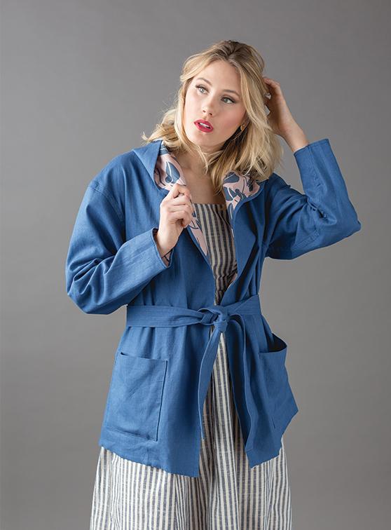 Fall Flip Jacket