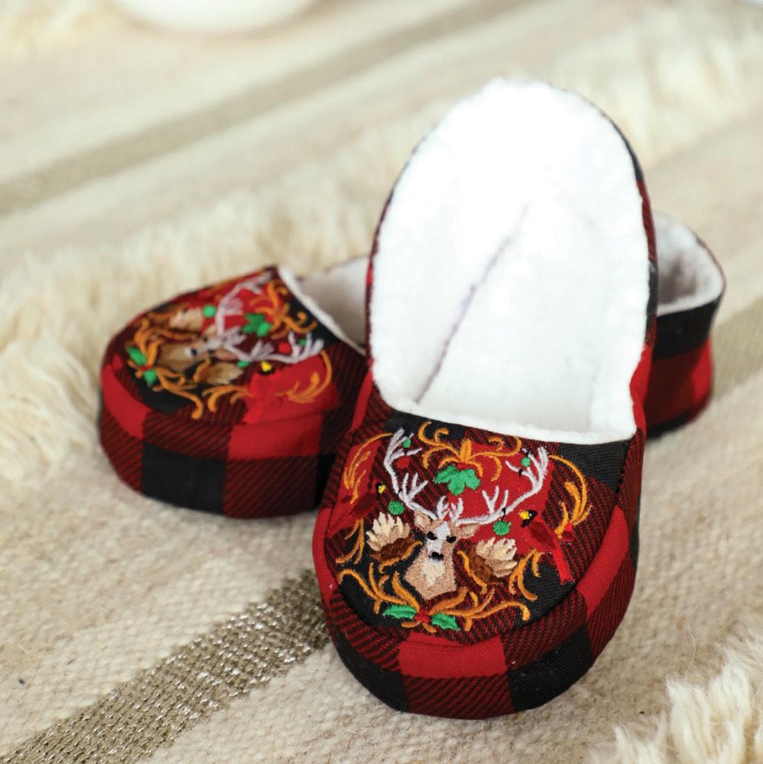 Cozy Toes Slipper Pattern