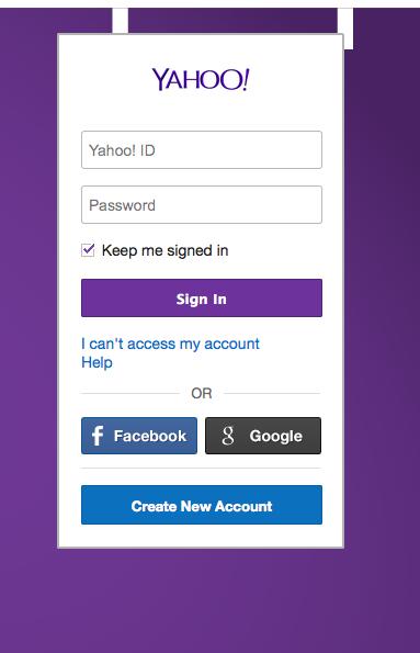 Facebook www in com yahoo sign Yahoo Finance