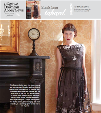 Black Lace Overlay Free Sewing Pattern Sew Daily