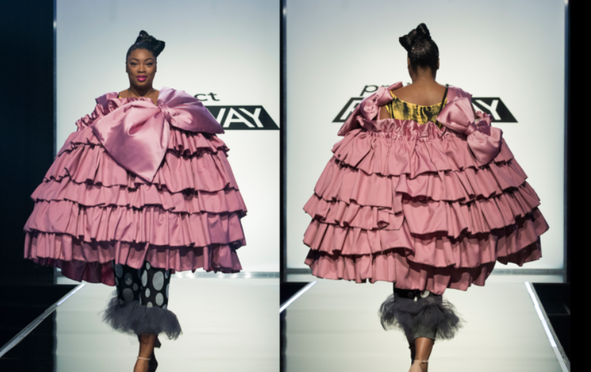 Project Runway Recap S 16 E 9 A Little Avant Garde Sew Daily