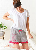Easy Shorts Pattern