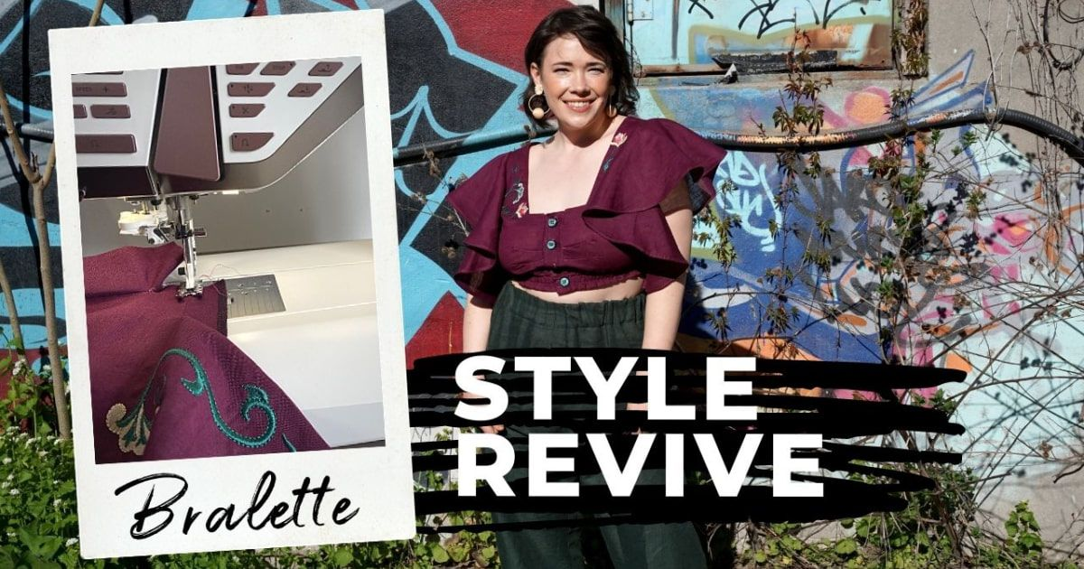 Style Revive Bralette Cover