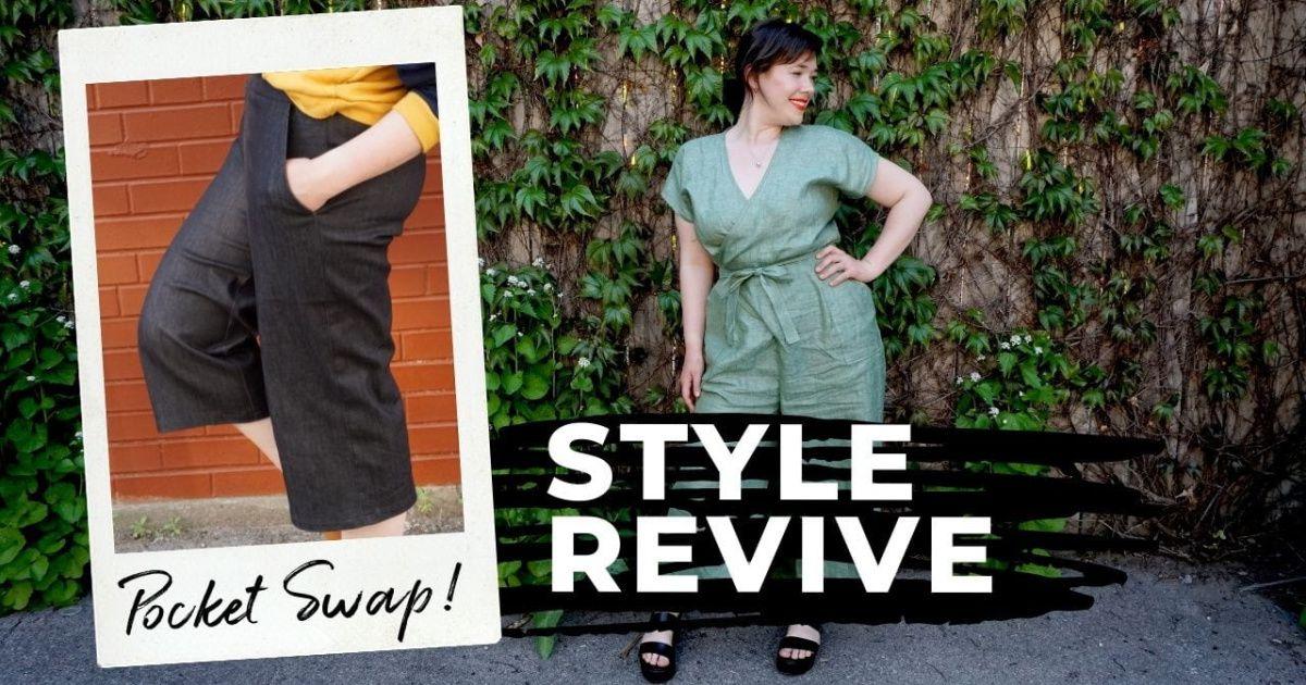 Style Revive Pocket Swap header
