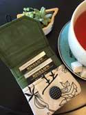 Free Tea Wallet Pattern