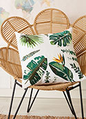 Tropical Chic Pillow