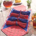 4th of July FREE Table Runner Project