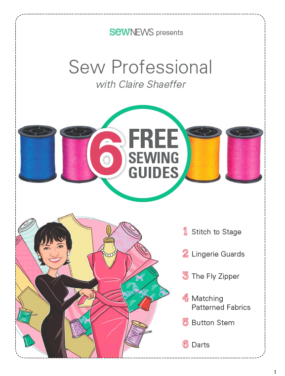 Free Couture Sewing Guides