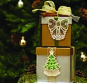 Angelina Fiber Ornaments Project