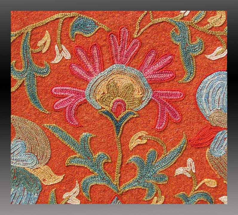 Bukhara Embroidery Sew Daily