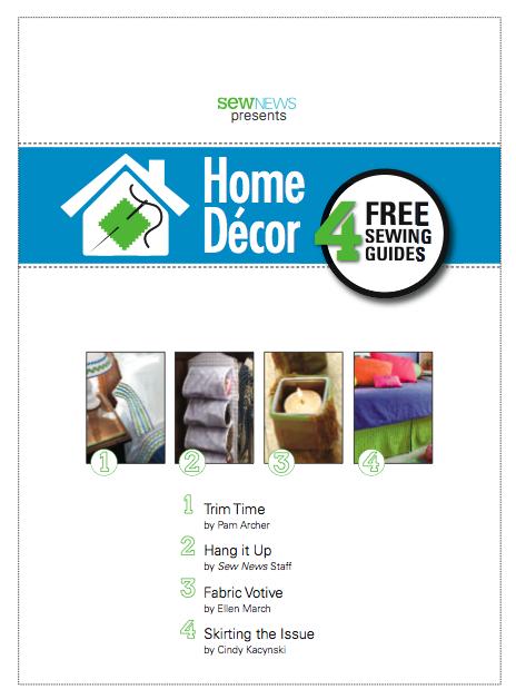 Free DIY Home Decor Ideas