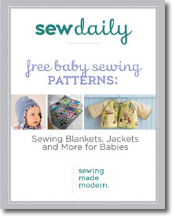 Free Baby Sewing Patterns ebook