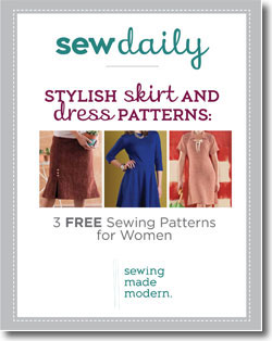 Free Patterns for Sewing Dresses and Skirs
