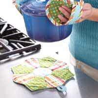 Stitch Easy To Sew Potholders