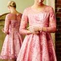 Sew A Lace Dress