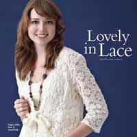 Lovely in Lace: Free Jacket Sewing Project