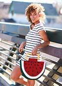 Sew A Watermelon Bag