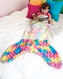 Mermaid Tail DIY