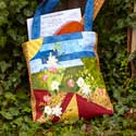 Free Collage Template For Spring Tote bag