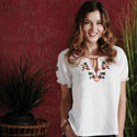 Sew and Embroider A Blouse