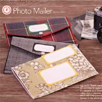How To Sew a Photo Mailer