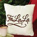 Sew A Pillow For Holiday Decor