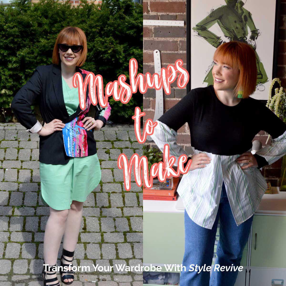 Style Revive Season 1 - Episode 3 Mashups to Sew