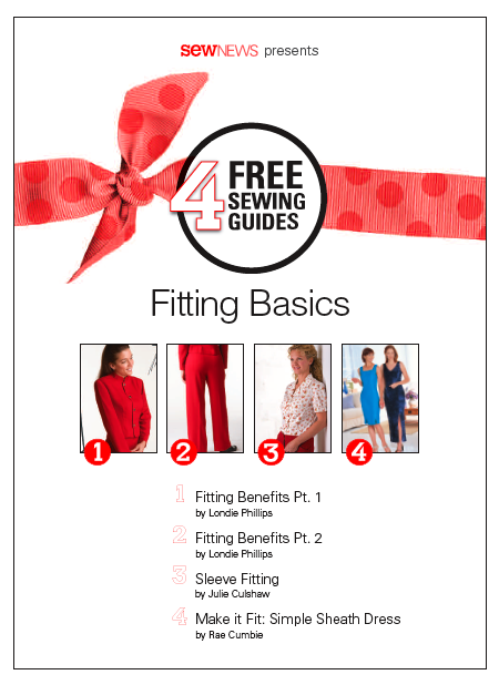 Free Guide to Sewing and Fitting Basics
