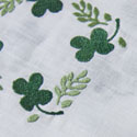 Spring Clover Embroidery Design