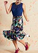 Flouncy Skirt
