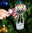 Free Santa Ornament