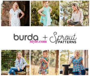Sprout Patterns & Sew News